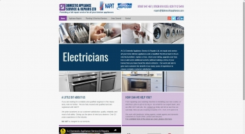DJ Domestic Appliance Service & Repairs