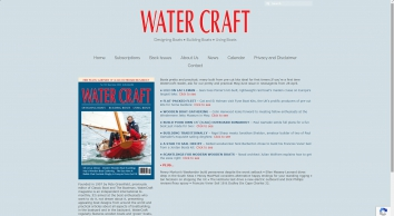 Water Craft Magazine