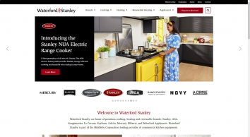 Waterford Stanley | Stanley Stoves and Stanley Range Cookers