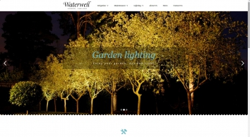 Waterwell Garden Irrigation and Lighting