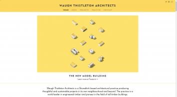 Waugh Thistleton Architects Ltd
