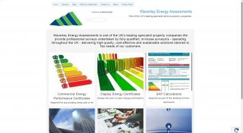 Waverley Energy Assessments