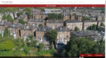 Wayne & Silver Estate Agents In Hampstead & North West London
