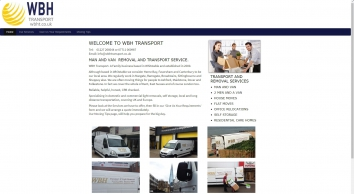 Wbh Transport And Removals