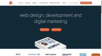 Big Fish Internet Ltd: Web Design in Cumbria & Manchester | BFI®
