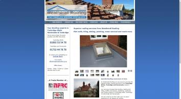 Roofers in Tonbridge & Tunbridge Wells - Weatherall Roofing