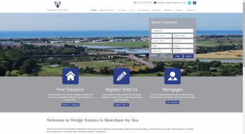 Wedge Estates, Shoreham by Sea