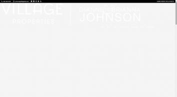 Dianne and Brianna Johnson   Village Properties