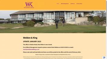 Weldon & King, New Milton