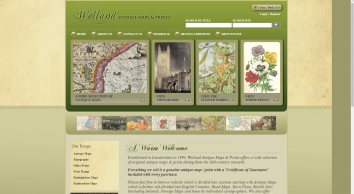 Welland Antique Maps & Prints