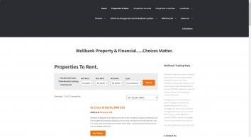 Wellbank Property & Financial