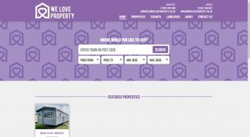 We Love Property, Dumfries, DG1