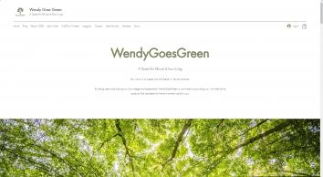Wendygoesgreen