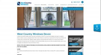 Windows, Doors, Conservatories and More in Devon