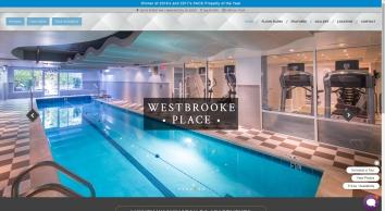 Luxury Apartments in Washington DC   Westbrooke Place