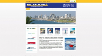 West End Travel - Independent Business Travel Management Company