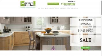Cheap Fitted Kitchens Derby, Bespoke Kitchens Derby | Western Kitchen