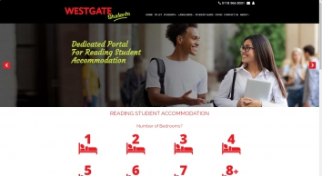 Westgate Students, Reading