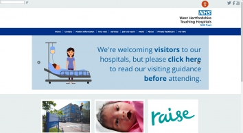 West Herts & Watford Medical Education Centre