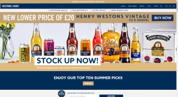 The Scrumpy House - Westons