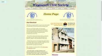 Weymouth Civic Society