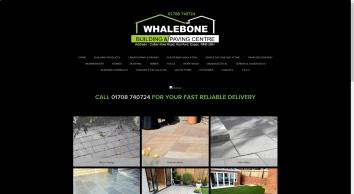 Whalebone Building Supplies Ltd