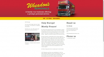 A W Wheadon Ltd