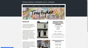 Whessoe Antiques, Collectables & Art