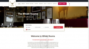 Whiski Rooms Bar & Bistro