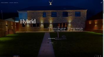 Whitehaus – Bespoke Timber Frame