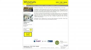 Whitehalls Estate Agents & Development Consultants