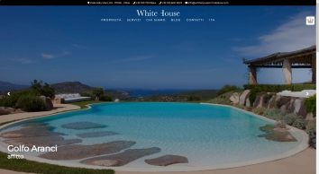 WHITEHOUSE LUXURY REAL ESTATE, Sardinia