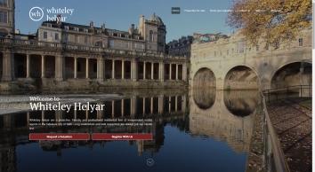 Whiteley Helyar, Bath