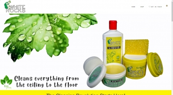 Whiterocks Cleaning Products