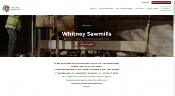 Whitney Sawmill Hereford