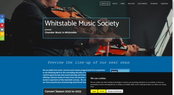 Whitstable Music Society