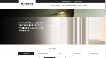 W Howard Group | MDF Profiling