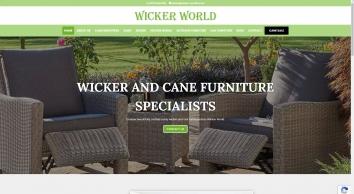 Wicker furniture in Peterborough from Wicker World