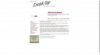 Wilcox Desk Top Equipment