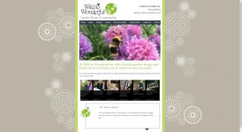 Wild To Wonderful   Bespoke Garden and Landscape services