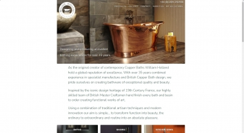 William Holland Baths - Home