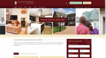 William Thomas Estate Agency Letting Agents in Bolton - Lettings