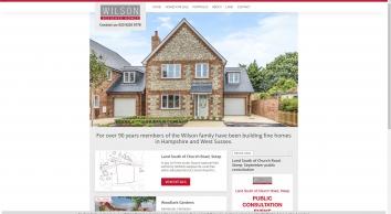 Wilson Designer Homes Ltd