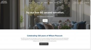 Wilson Peacock County Homes