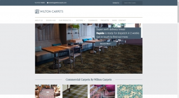 Wilton Carpets - Commercial