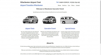 Winchester Executive Travel