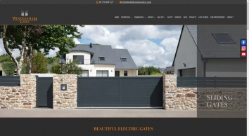 Electric Gates supplied and installed for your garden