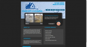 Concept Window Cleaners