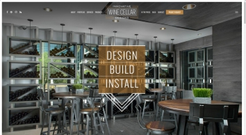 Innovative Wine Cellar Designs