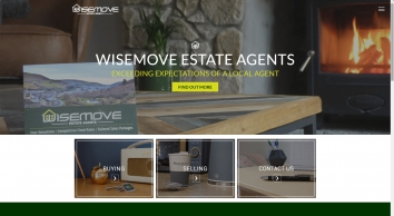 Wisemove Estate Agents, Pontycymmer | Estate Agents in the South Wales